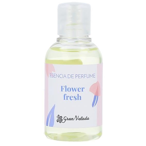 Esencia de perfume flower fresh