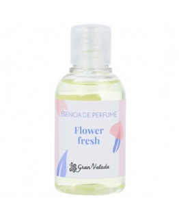 Essencia flower fresh para perfume