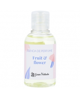 Essencia fruit & flower para perfume