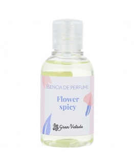 Essencia flower spicy para perfume