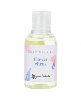 Essencia flower citrus para perfume