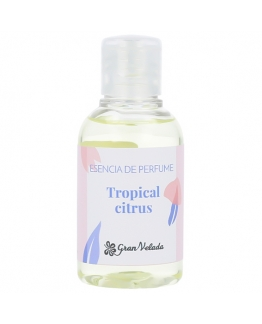 Essencia tropical citrus para perfume