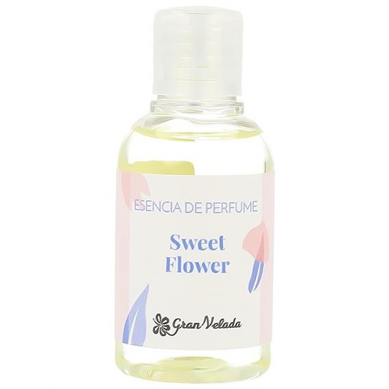 Esencia de perfume sweet flower