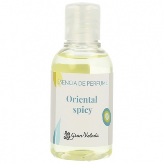 Esencia de perfume oriental spicy