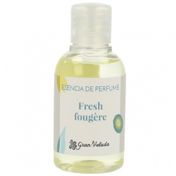 Esencia de perfume fresh fougere