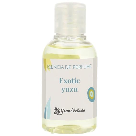 Esencia de perfume exotic yuzu