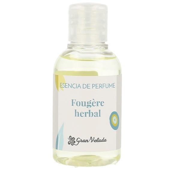 Esencia de perfume fougere herbal