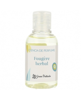 Esencia de perfume fougere herbal