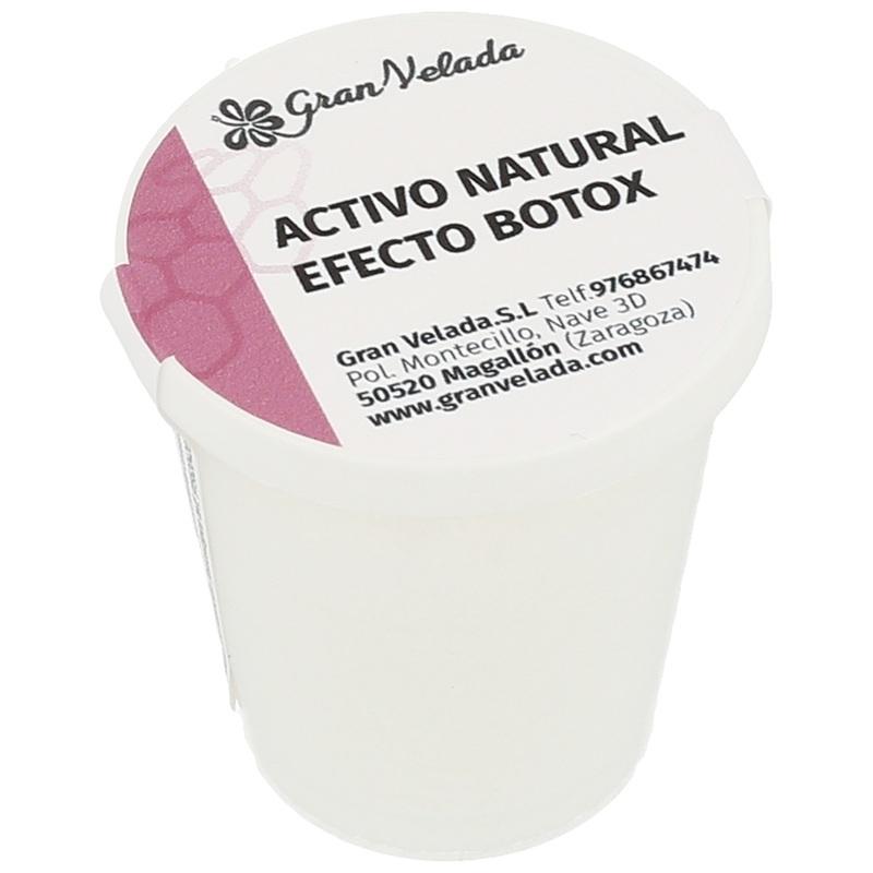 Ativo efeito botox natural