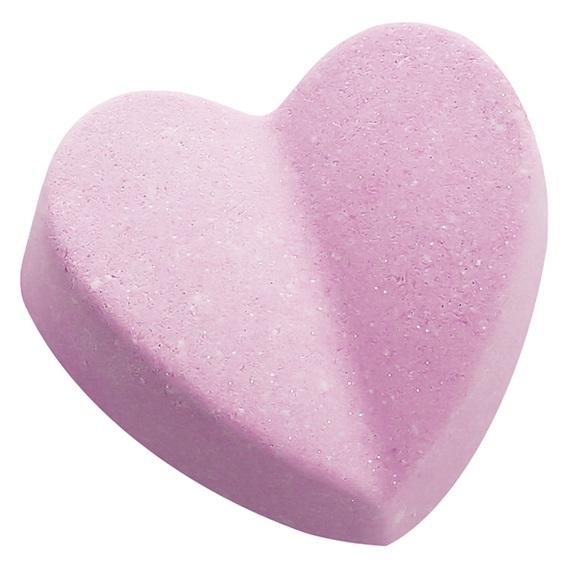 Molde bomba de baño 2D cuore