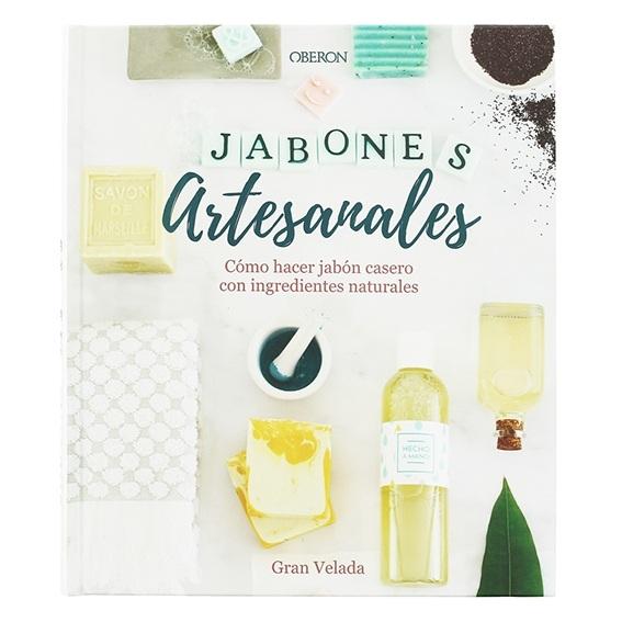 Livro sabonetes artesanais