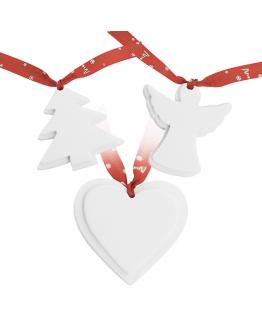 Molde 3 adornos para el arbol de navidad