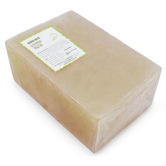 Jabon base de glicerina vegetal por mayor