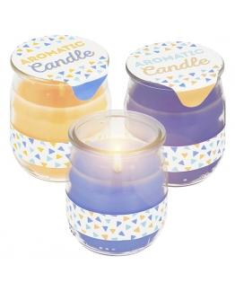 Kit como hacer velas aromaticas. Materiales e instrucciones