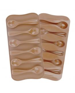 Molde de cucharas