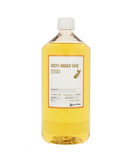 Aceite masaje base jojoba