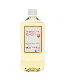 Aceite masaje base rosa mosqueta