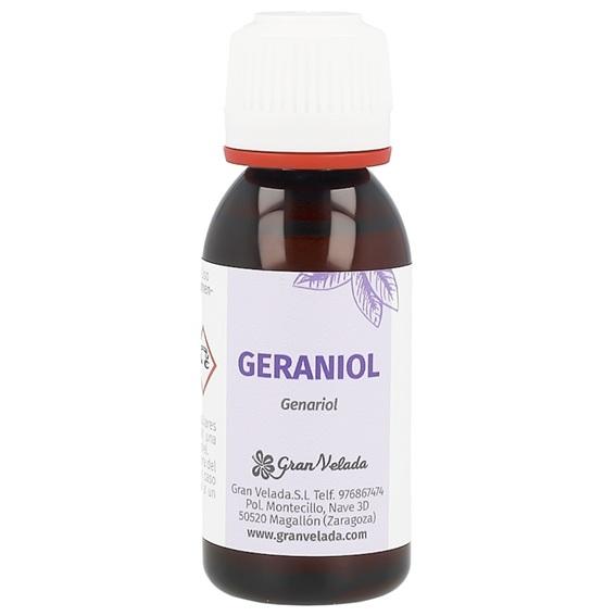 Geraniol aroma natural