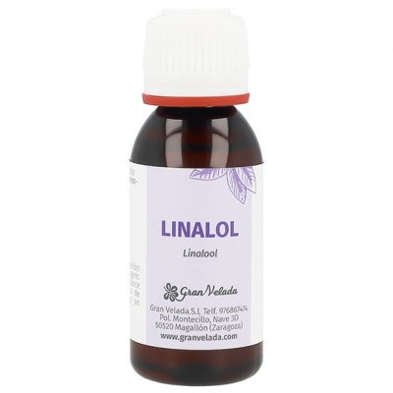 Linalol natural