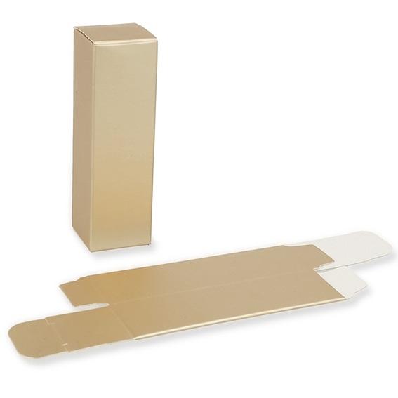 Caixa dourada stick labial