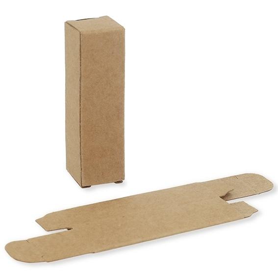 Caja kraft stick labial