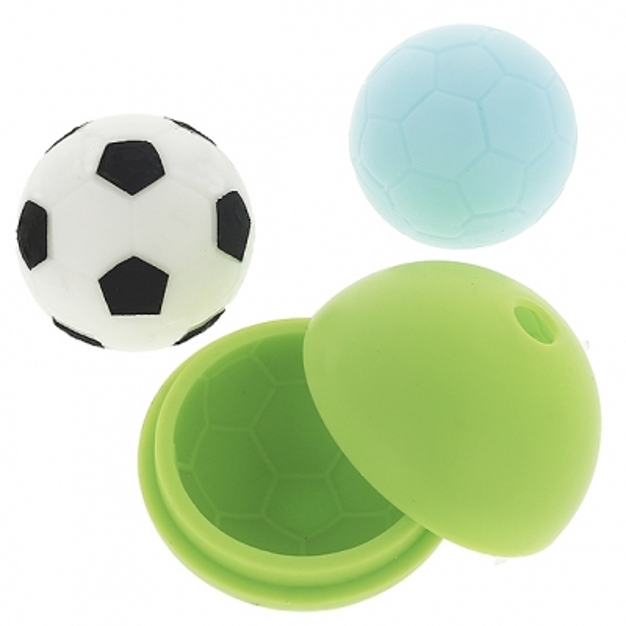 Molde balon de futbol
