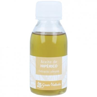 Extracto de hiperico oleoso