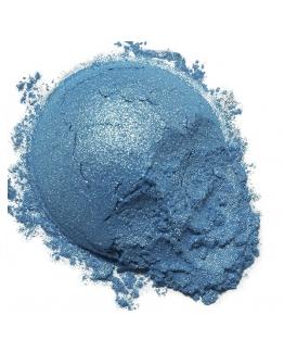 Mica azul