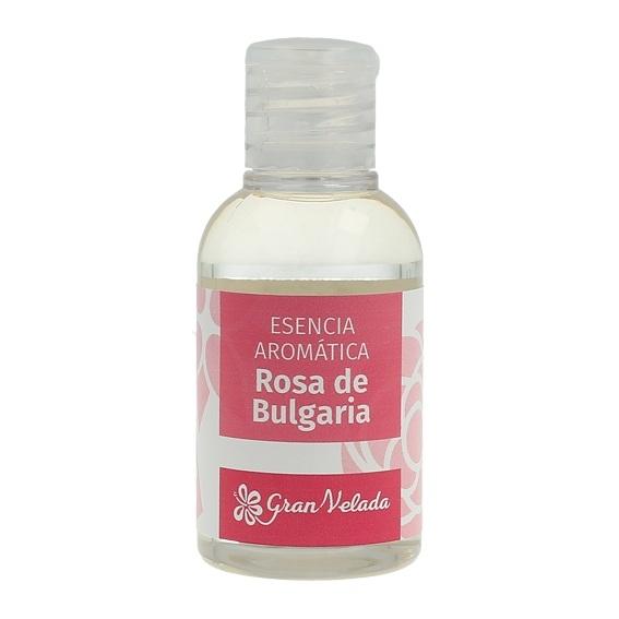 Esencia aromatica rosa de bulgaria