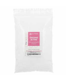 Oxigeno activo percarbonato sodico