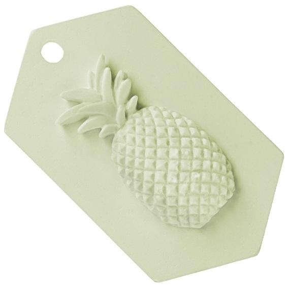 Molde abacaxi para ceramica perfumada