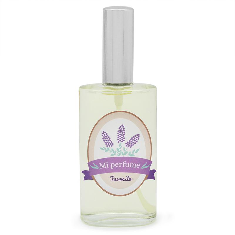 Pegatinas mi perfume favorito