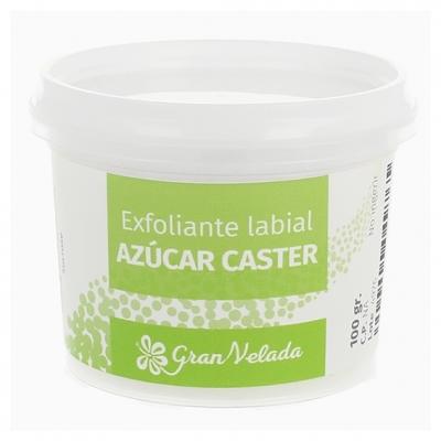 Exfoliante labial azucar caster