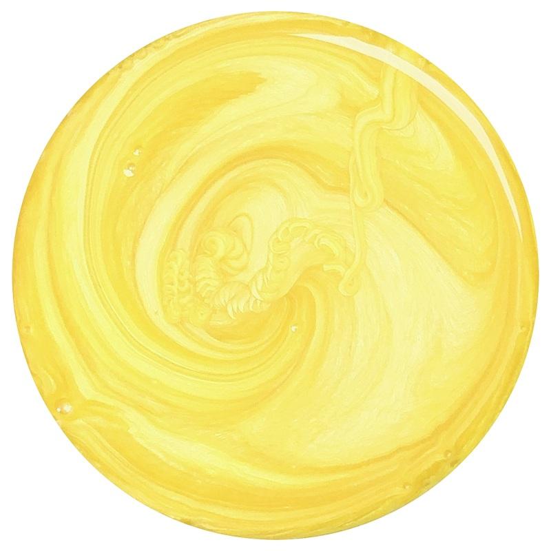 Nacarante em pasta amarelo limao