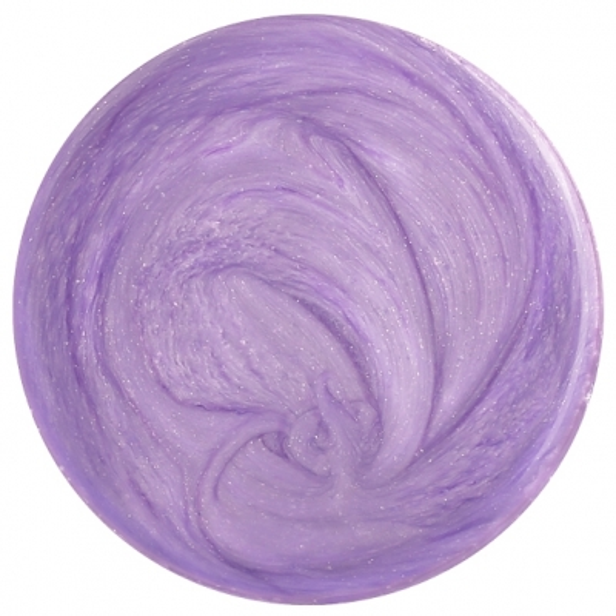 Nacarante em pasta cor lilas