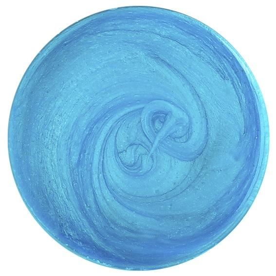 Nacarante em pasta cor turquesa