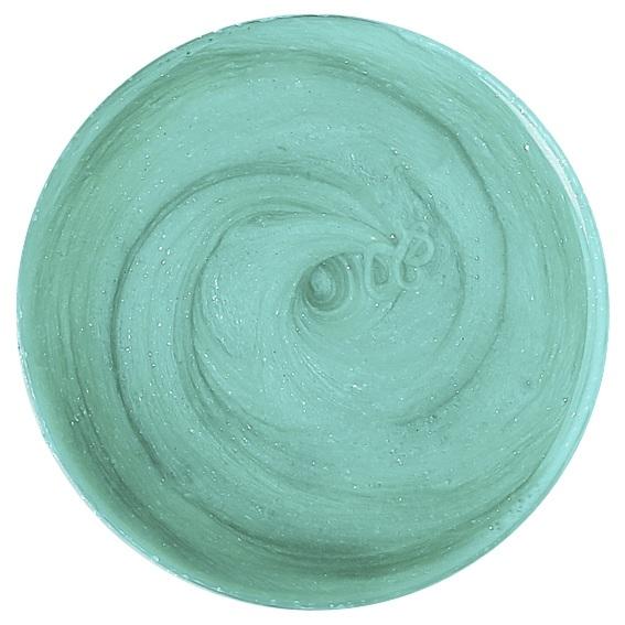 Nacarante em pasta cor verde agua