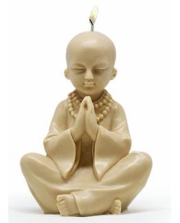 Molde buda niño rezando para velas