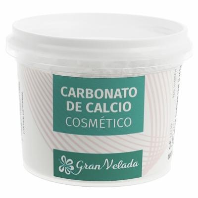 Carbonato de calcio cosmetico