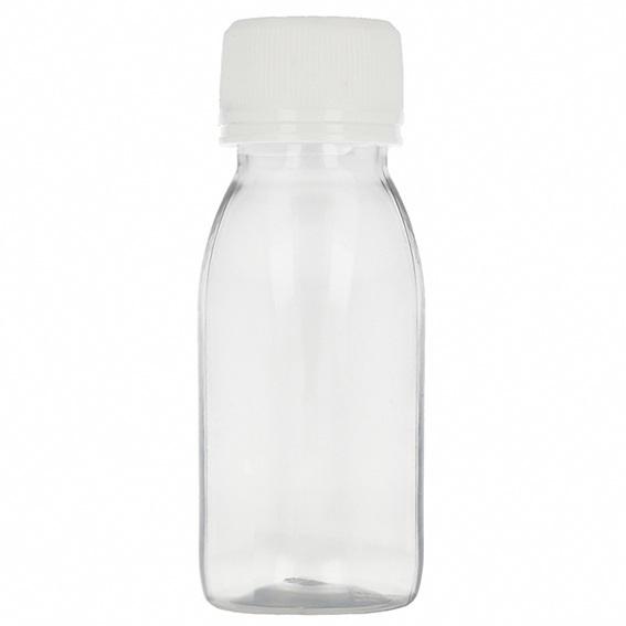 Botella pet basica 60 ml por mayor