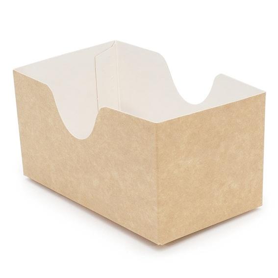 Caja kraft estilo almacenaje