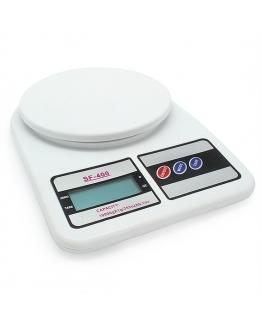 Bascula digital 5 kg blanca