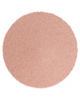 Areia de cor rosa chiclete