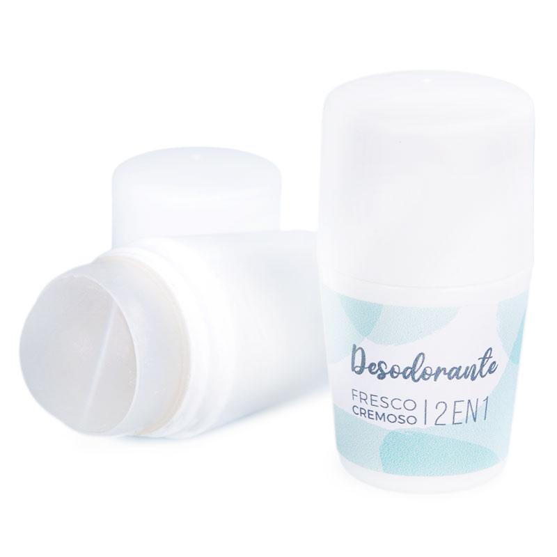 Kit como hacer desodorante casero. Materiales e instrucciones
