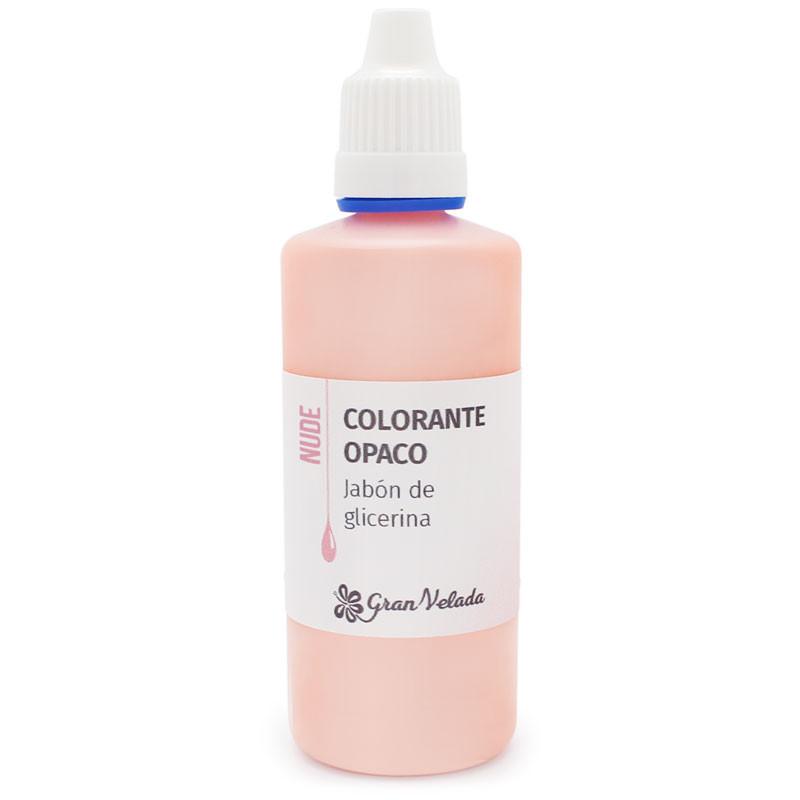 Colorante jabon glicerina Nude