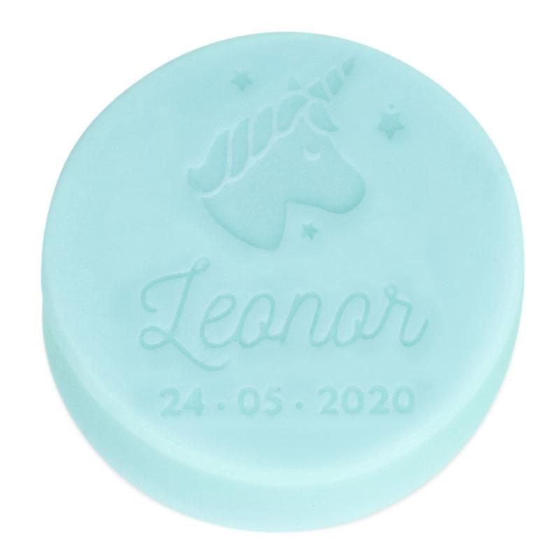 Molde unicornio personalizado