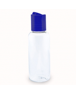 Envase pet 50 ml tapon dis-top azul marino
