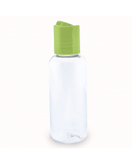 Envase pet 50 ml tapon dis-top verde