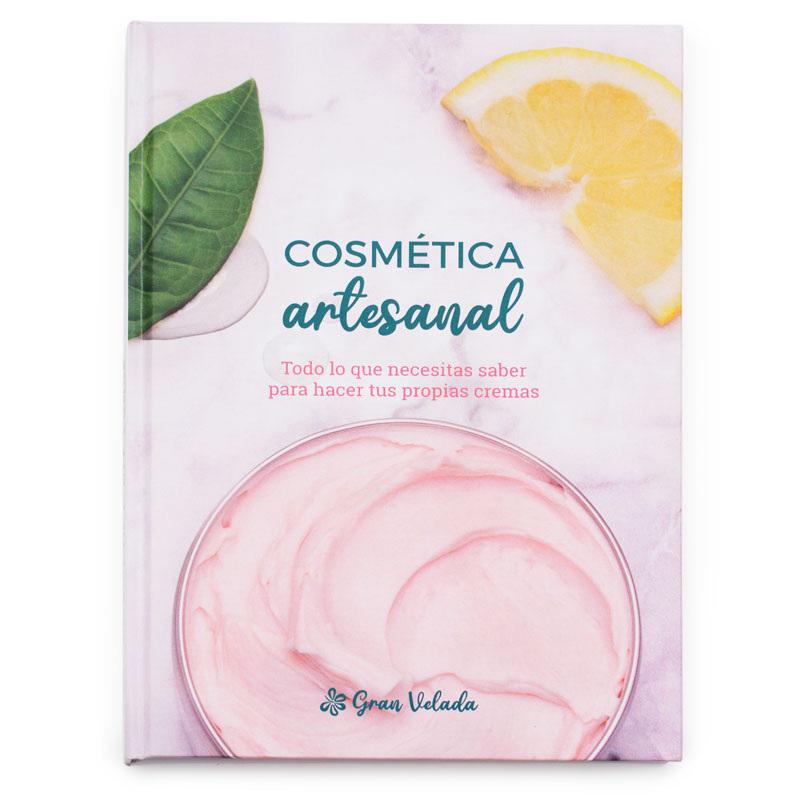 Libro cosmetica artesanal