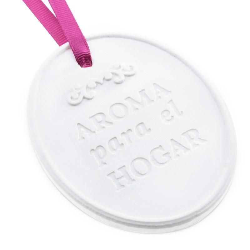 Molde medalhao de aroma para casa